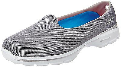 Womens Go Walk 3 Insight Low-Top Trainer Skechers