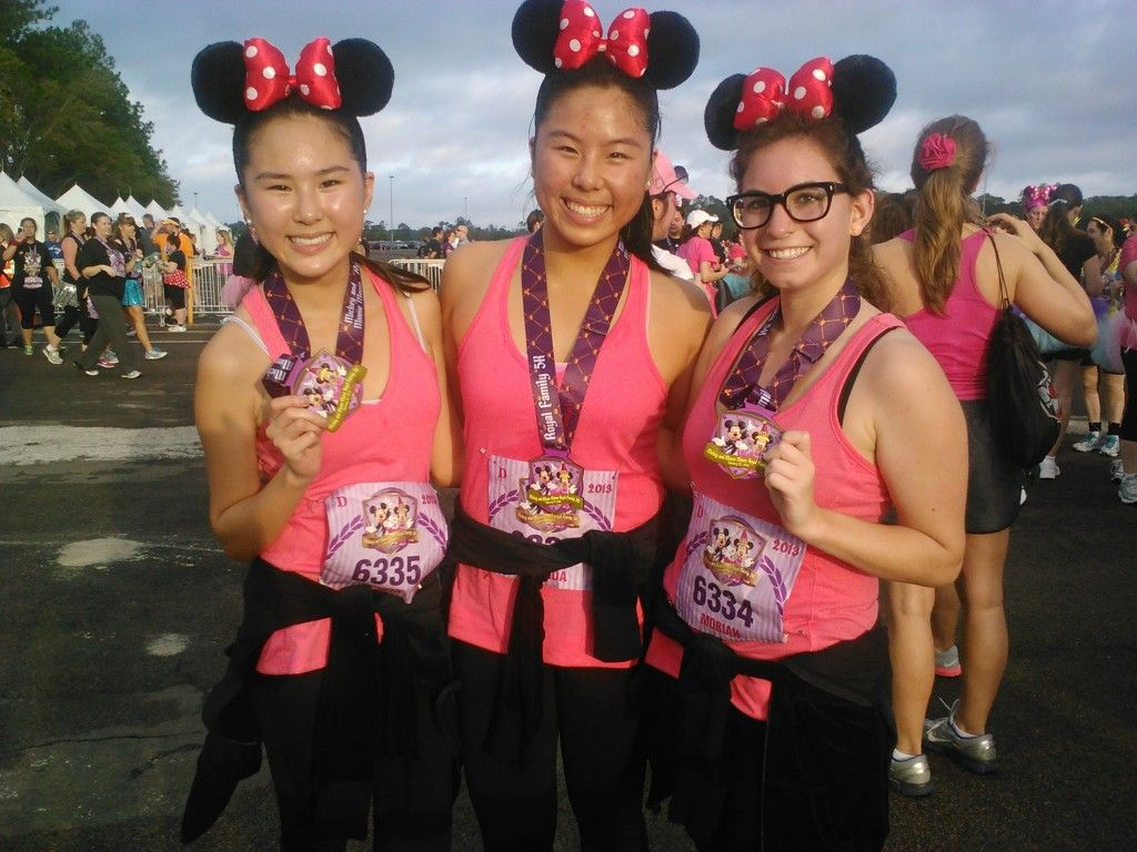 The Ultimate Girls Getaway Rundisney Princess Half Marathon And 5k Weekend Run Disney Princess Half Marathon Girls Getaway