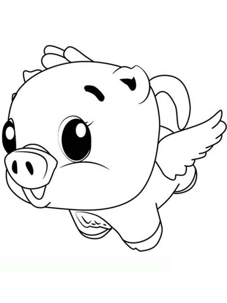 Hatchimals Coloring Pages Free Below Is A Collection Of Hatchimals Coloring Page Which You Can D Cartoon Coloring Pages Birthday Coloring Pages Coloring Pages