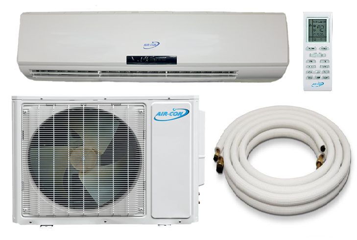 AirCon 36000 BTU 18 SEER Mini Split Heat Pump Air