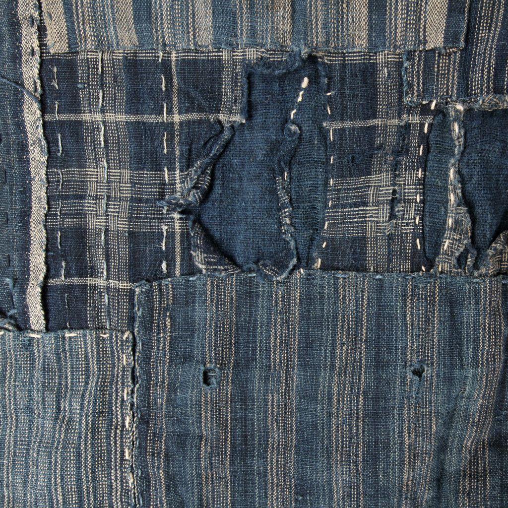 Japanese boro textile, boro stitching japanese mending ...