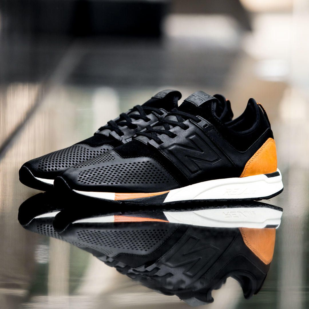 New Balance adds to its lifestyle sneaker lineup with the new 247 ...