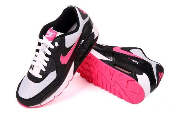sale retailer dadc3 019a2 shoes,pink,black,grey,trainers,air max,nike,nike air,nike air max 1,nike  air max 90,girly,cute,coral,kicks,nike sneakers,sneakers,hipster,tumblr, tumblr girl ...