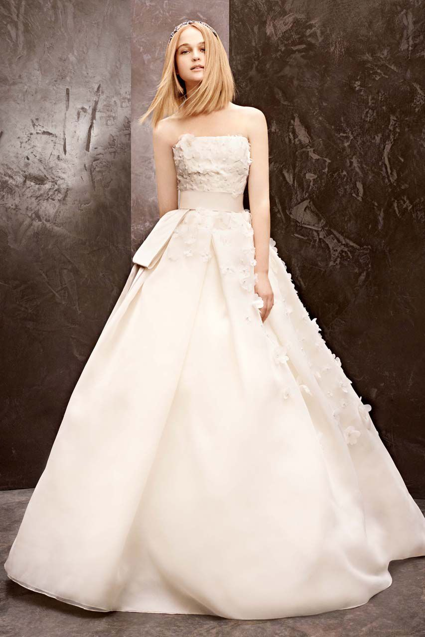 Vera wang ball gown wedding dress  White by Vera Wang Exclusively at Davidus Bridal Style VW