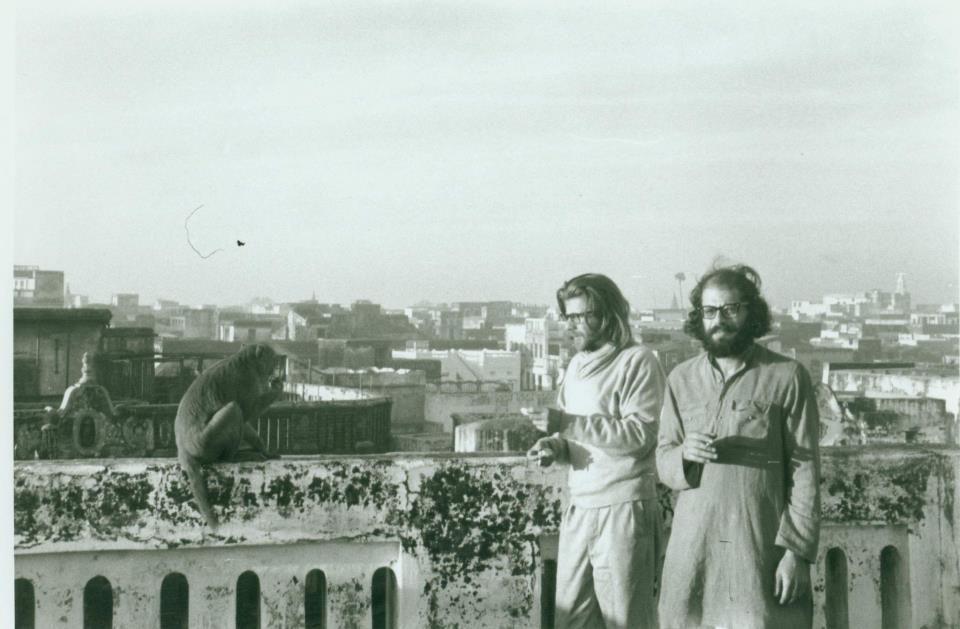 allen ginsberg idézetek Peter Orlovsky, Allen Ginsberg, Varanasi, Spring 1963: