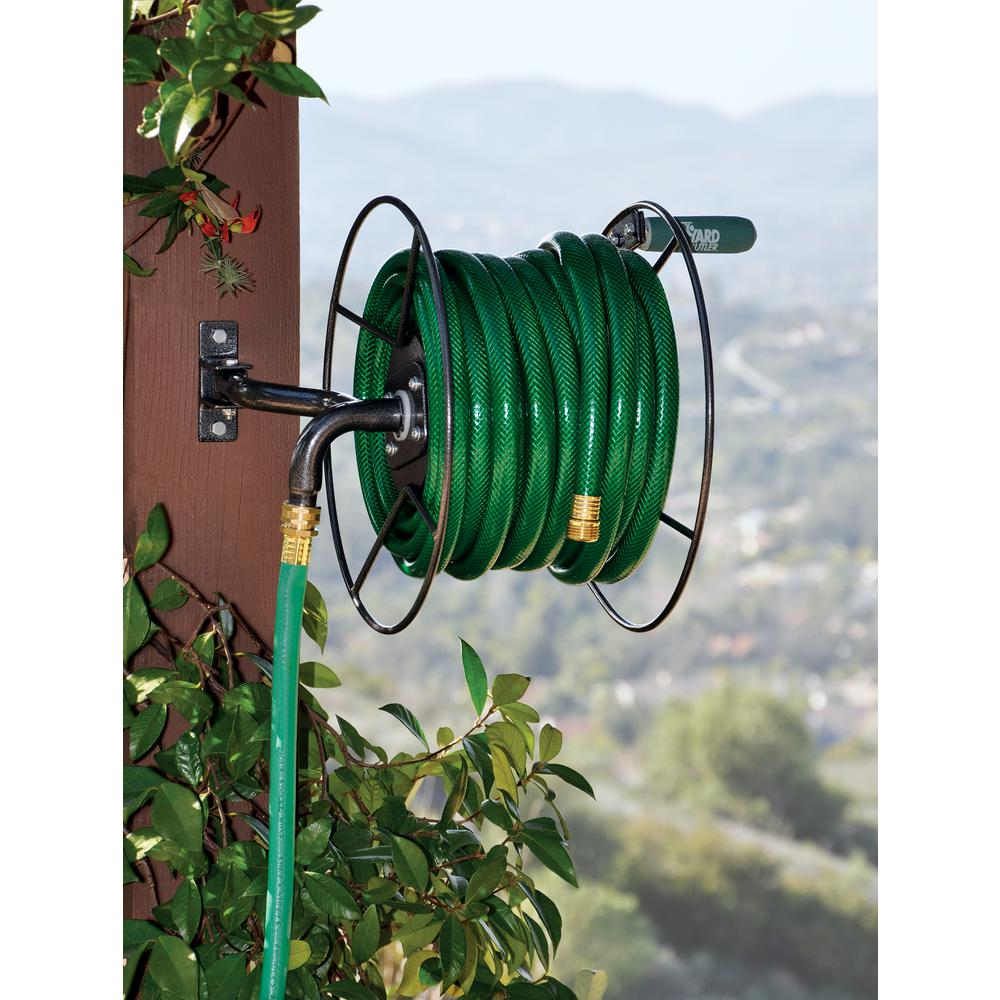 Yard Butler Mighty Reel14022230 The Home Depot in 2020