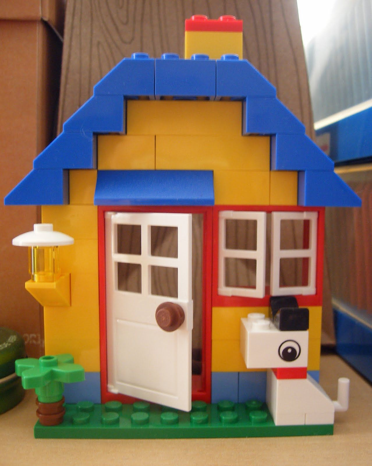 Lego House Plans Pin Simple Lego House Instructions Manualsmania On Pinterest
