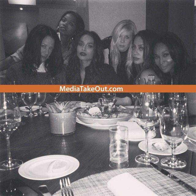 STAYING STRONG!! Ciara Celebrated Her Birthday With Her CLOSE FRIENDS . . . And Her Baby Son!!! (No FUTURE . . . No More)