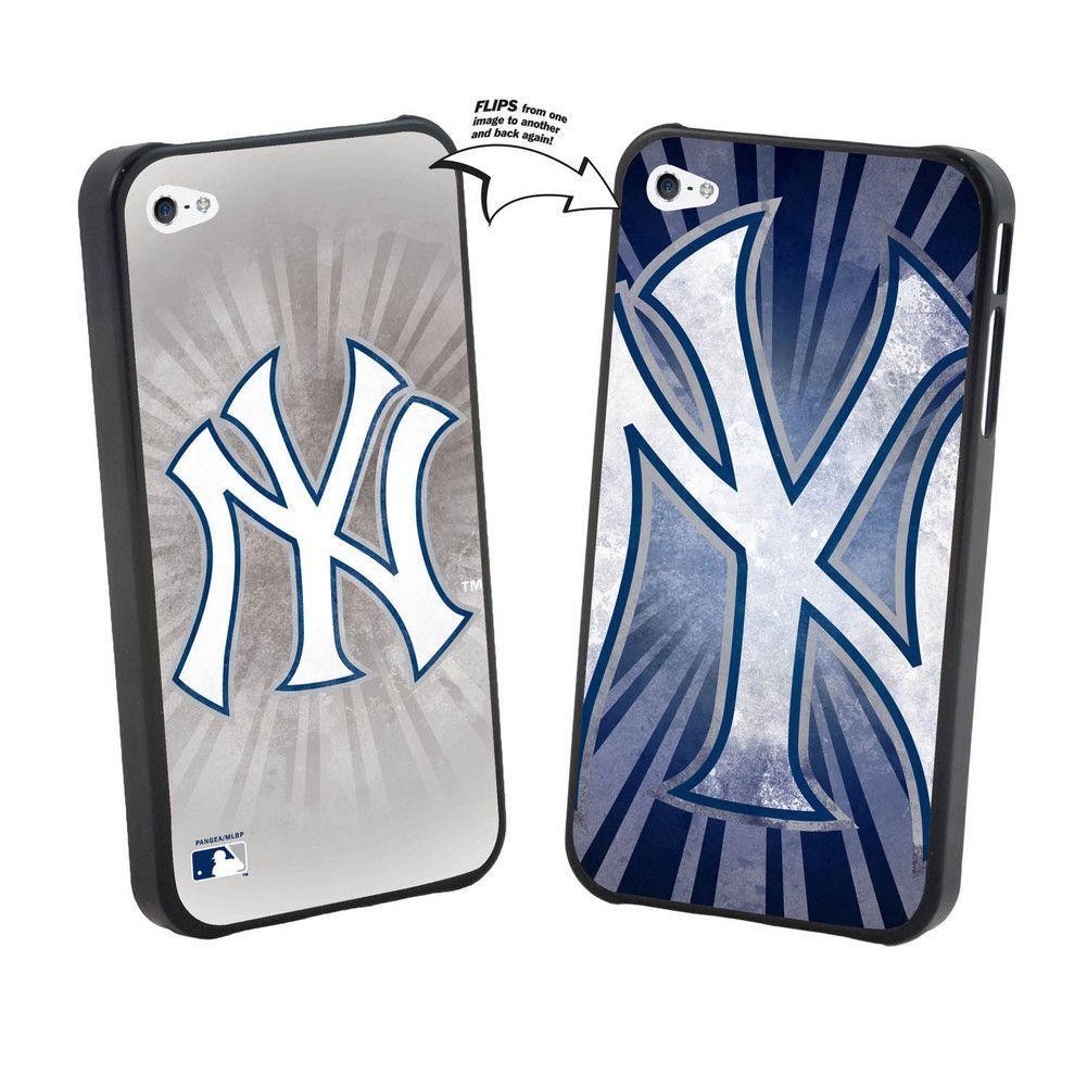 New York Yankees iPhone 5 Large Logo Lenticular Case