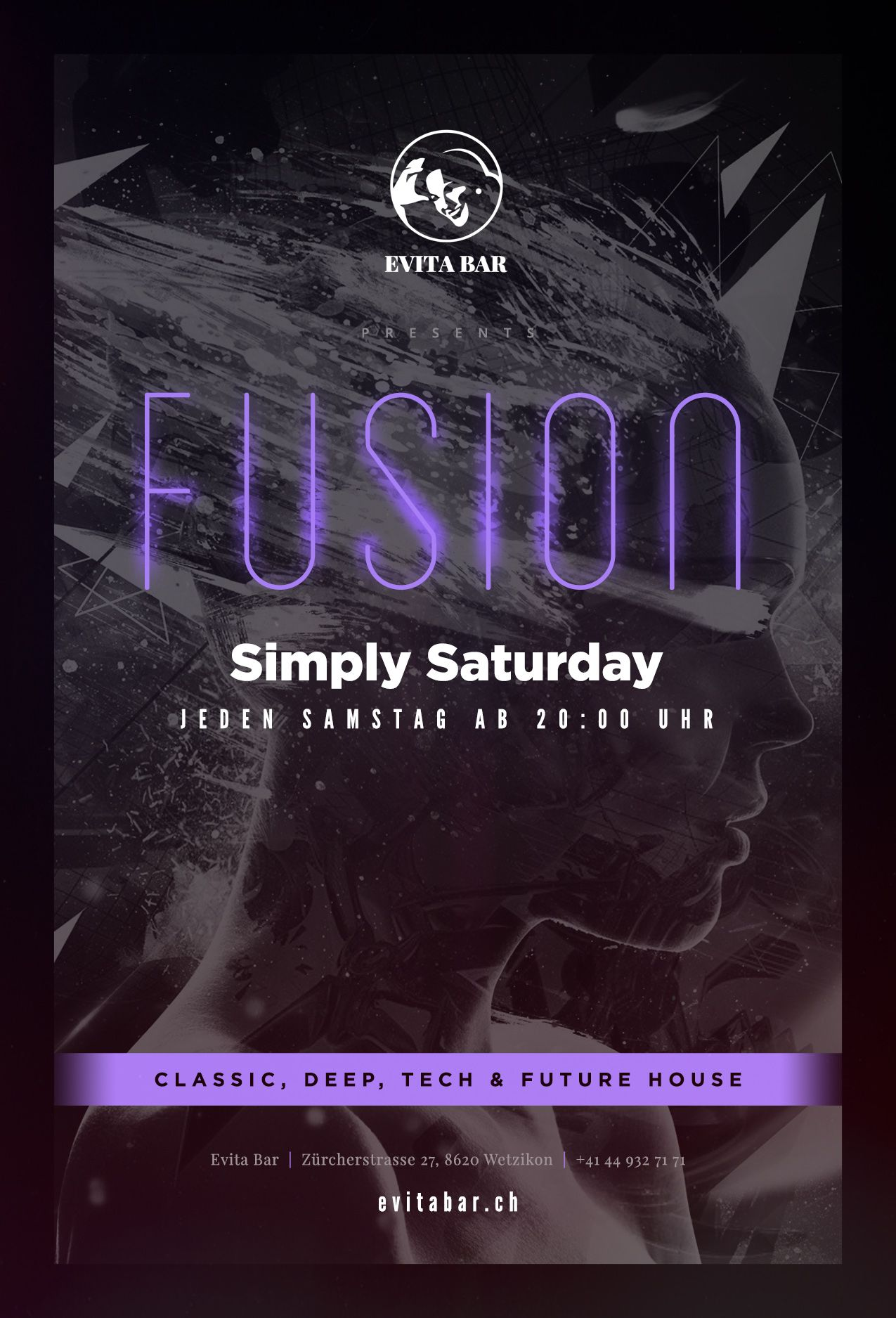 Fusion  Simply Saturday Weekly Flyer Bar Series LetS Get