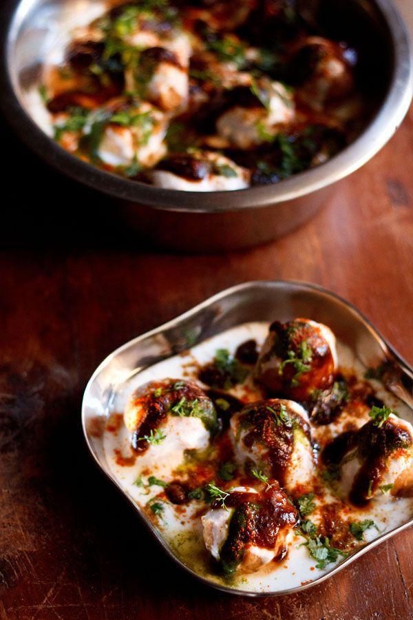 Dahi vada recipe indian street food street food and chutney forumfinder Images