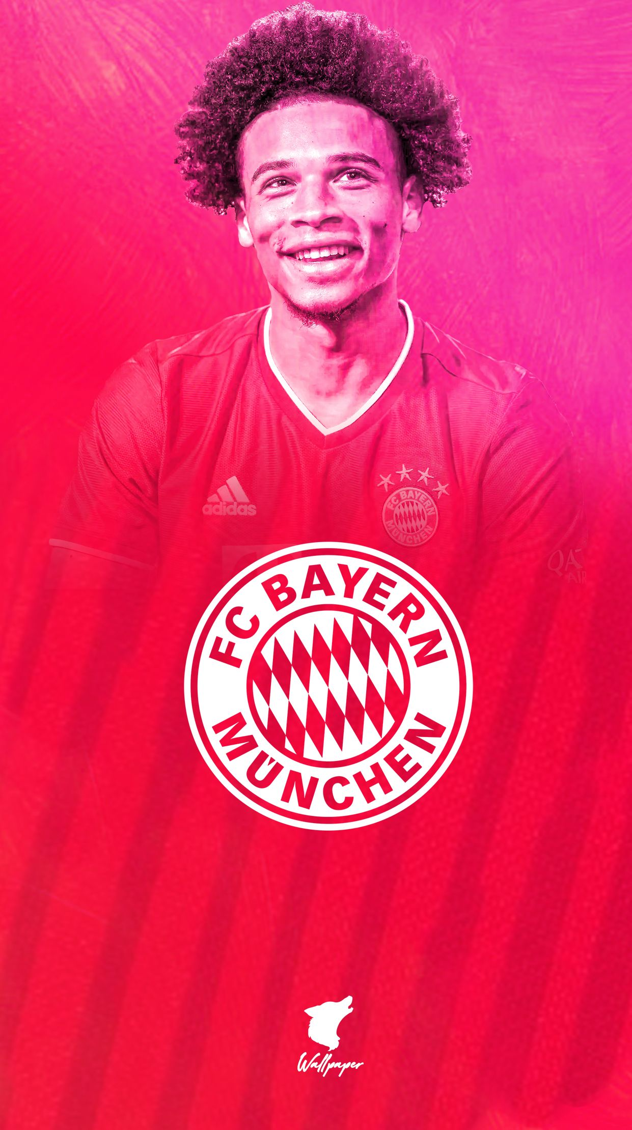 Leroy Sane Bayern Fussball