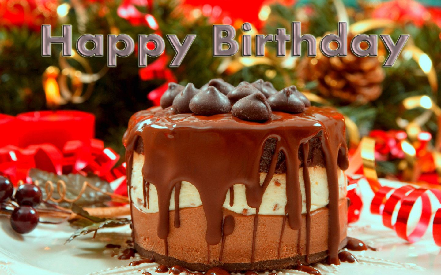 Birthday Cake Wallpapers For Friends Hd Images 3 HD