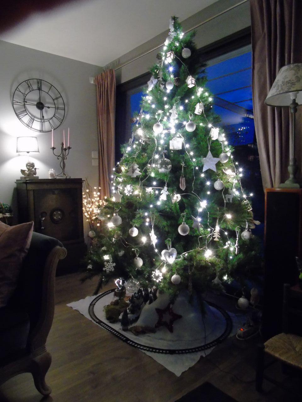 Sapin De Noel Notre Maison Chany Par Fifi Nadou 50 Sur