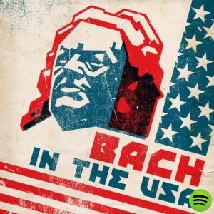 Bach in the USA by Johann Sebastian Bach on Spotify