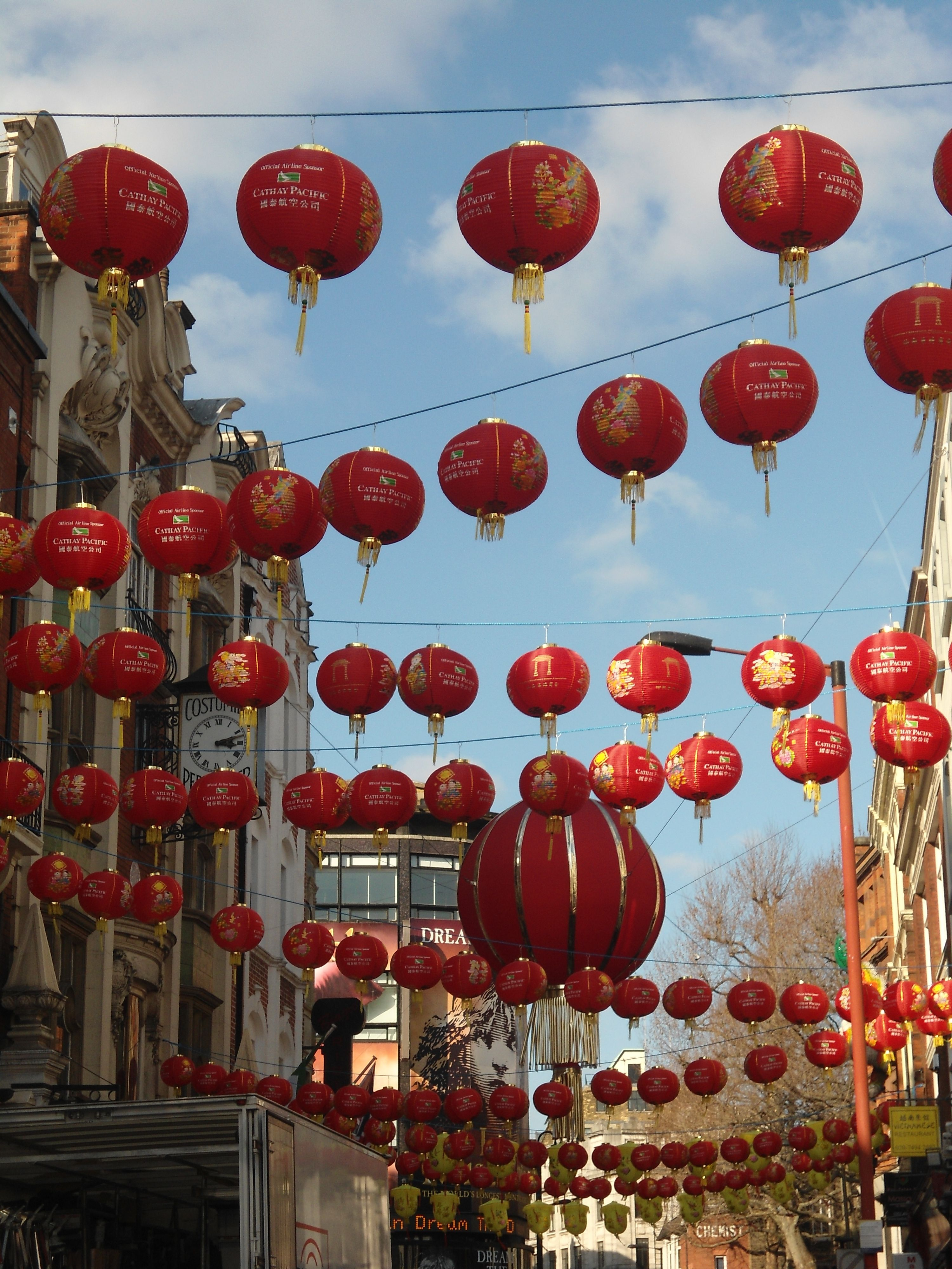 Soho, London (UK)- chinatown is where it's at! Walking through soho is one of my favorite things to do!