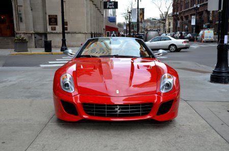 Used 2011 Ferrari 599 Sa Aperta Chicago Il Cars Pinterest
