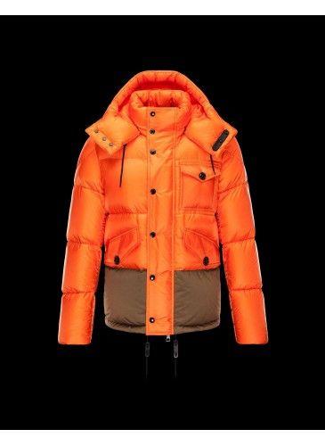 Moncler Chamonix Jacket Men Orange - Moncler #Moncler #FriendofMoncler #backtoschool #jacket