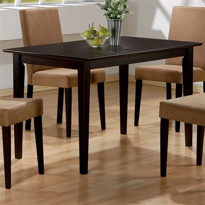 Coaster Fine Furniture Dining Table 100491ii Clayton With Images