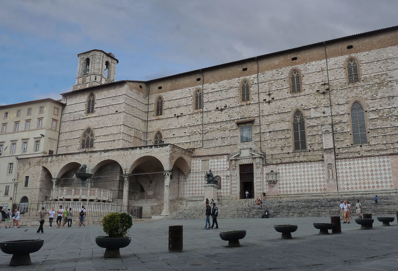 Perugia. Cattedrale di San Lorenzo