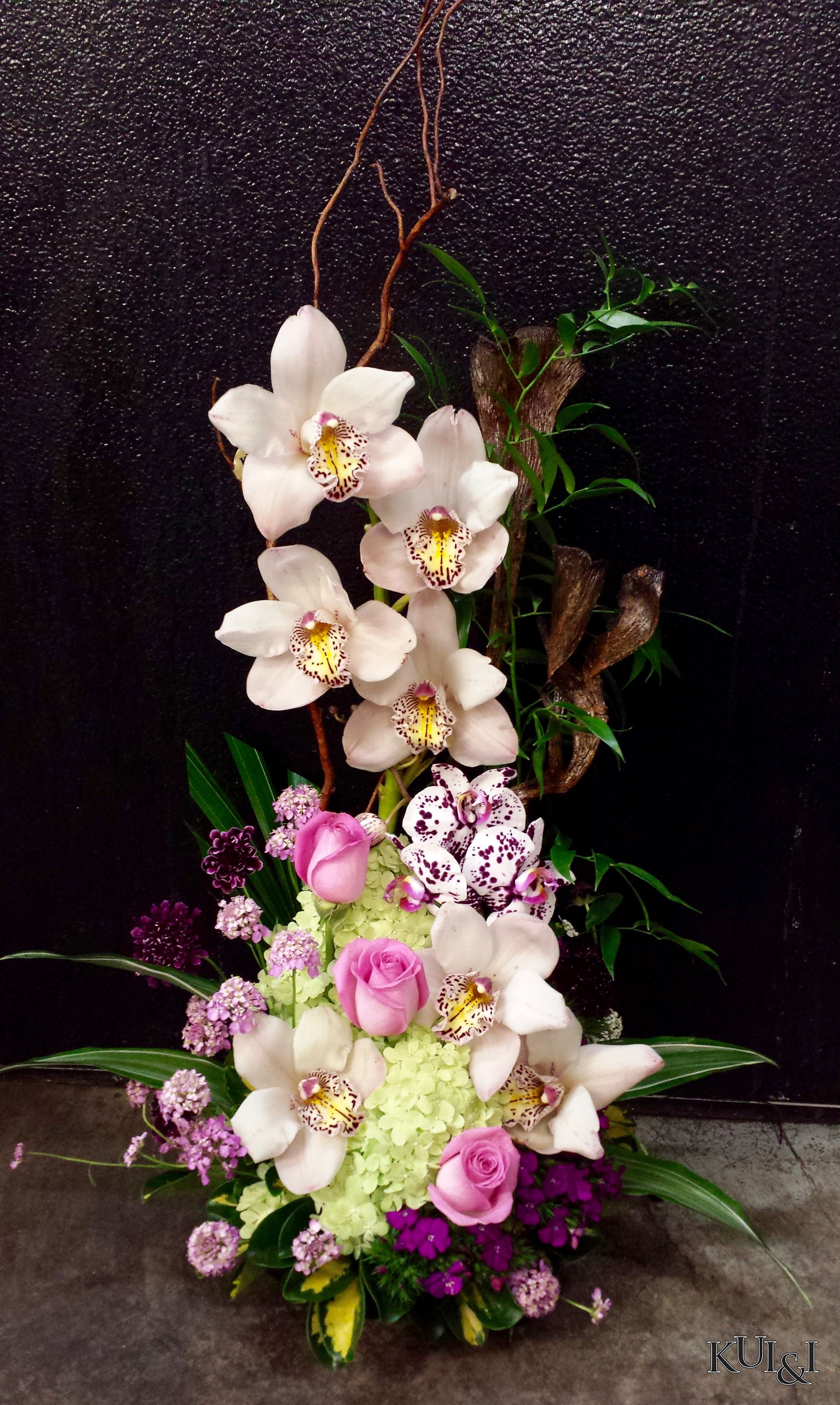 Pin by kui i florist on stylized arrangements floral