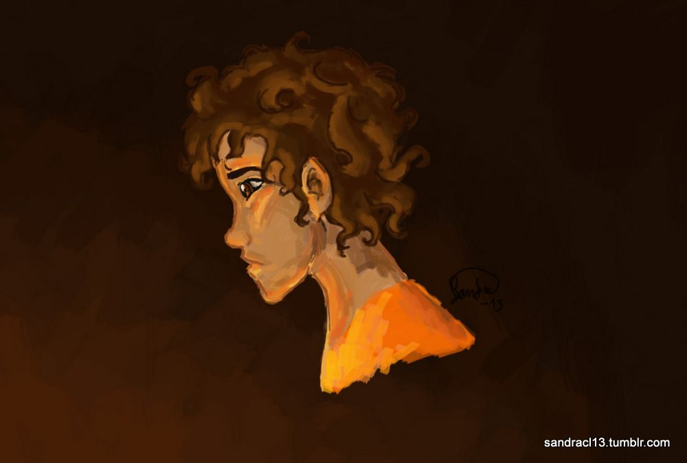 Leo Valdez- first tablet drawing by Sandra-13.deviantart.com on @deviantART