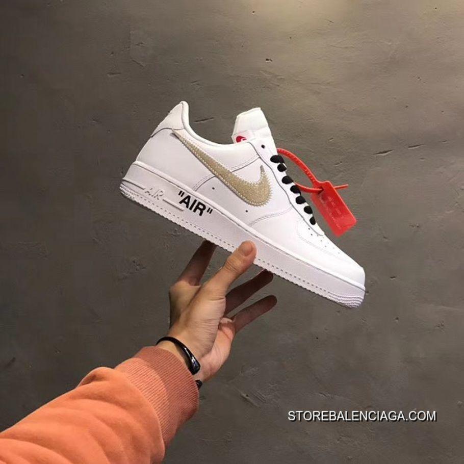 Men Nike Air Force 1 Off White SKU:179854-240 2019 Top Deals, Price:  $102.60 - Balenciaga Sneakers, Balenciaga Store