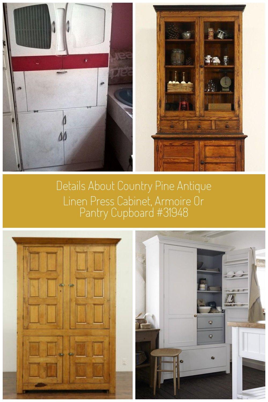 Vintage Retro Kitchen Larder Cabinet Pantry Cupboard Antique 1950s Ebay1950s Antique Cabinet In 2020 Pantry Cupboard Beautiful Kitchen Cabinets Kitchen Pantry Cupboard