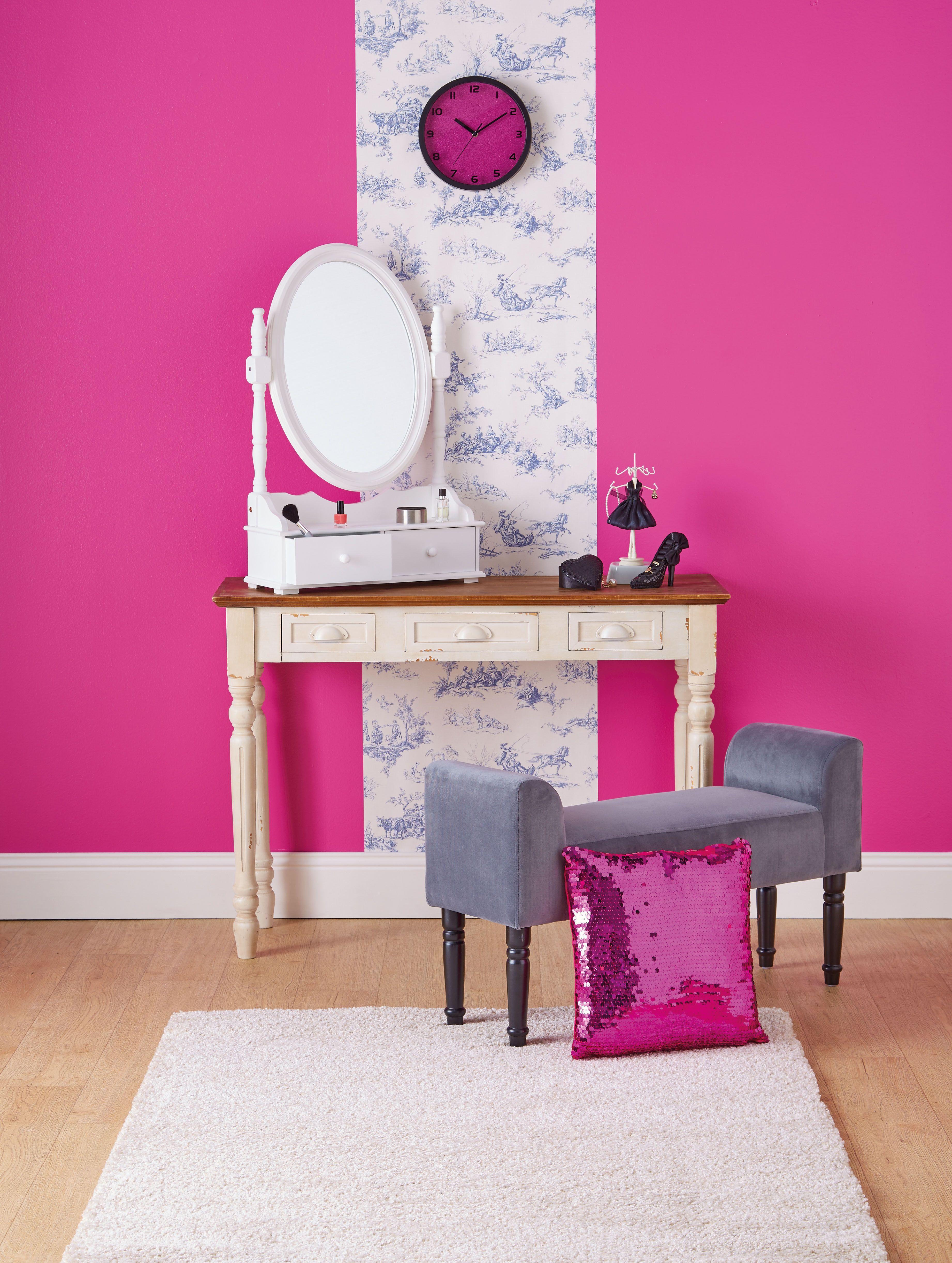 Souvent Coiffeuse, ambiance girly Centrakor | Mes meubles et ma déco  OX58