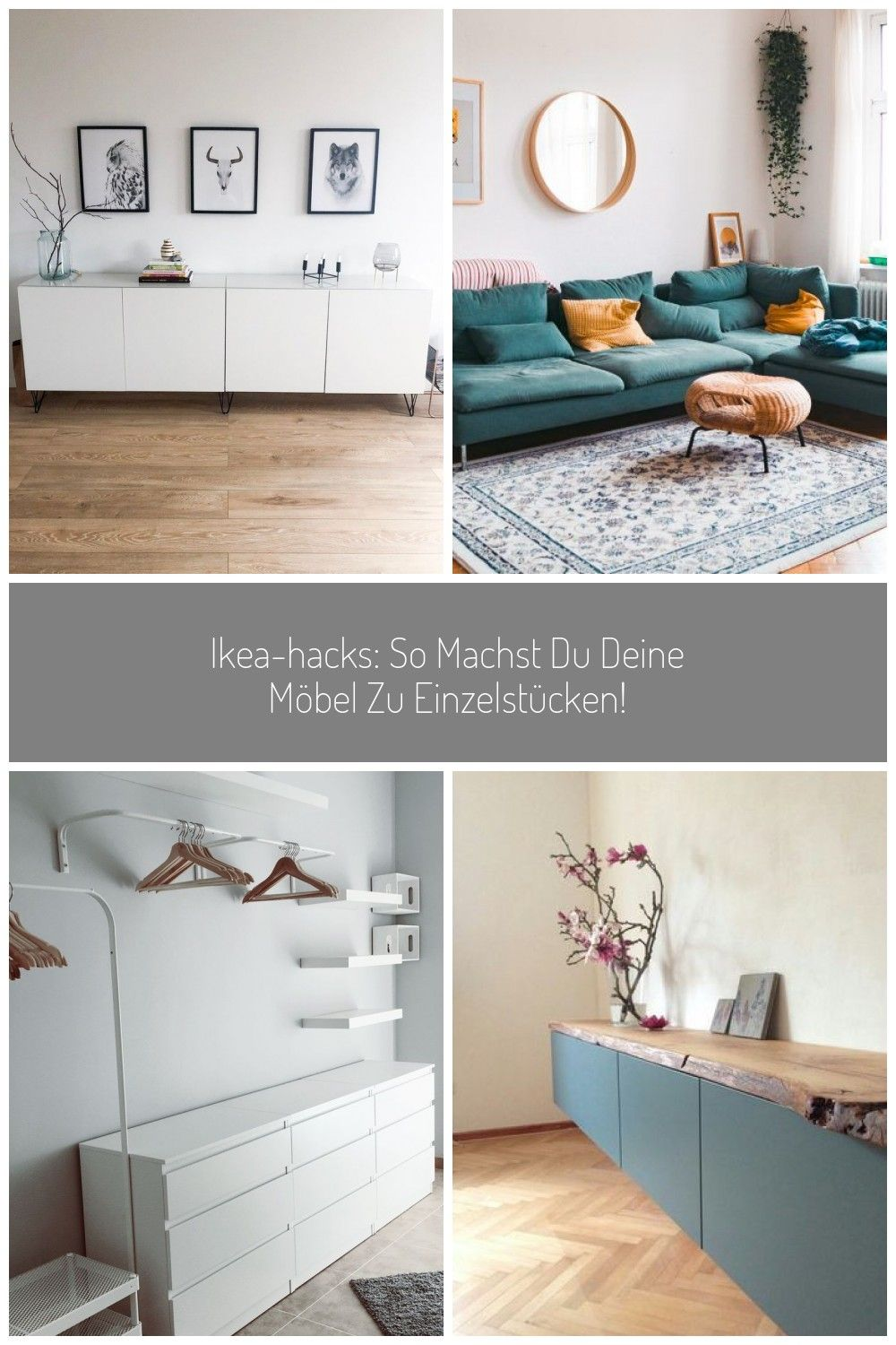 Minimalistisches Upcycling Neue Fusse Fur Besta Ikeahack Minimalism Couchstyle Sideboard Ikea Wohnzimmer Chocolate Living Rooms Affordable Furniture Ikea
