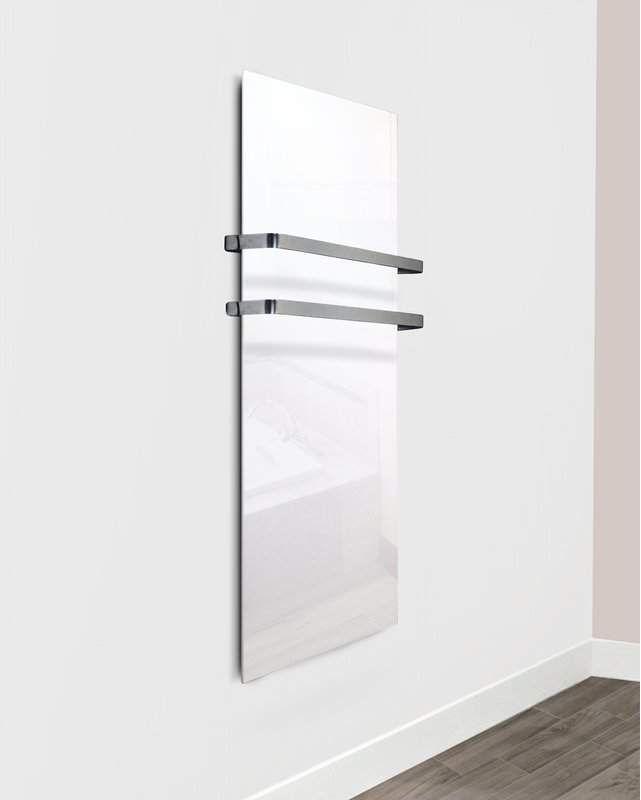 Heat Storm 500 Watt Electric Radiant Wall Mounted Heater Wall Mounted Heater Bathroom Heater Radiant Heaters