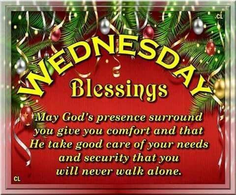Wednesday Blessings ♡: