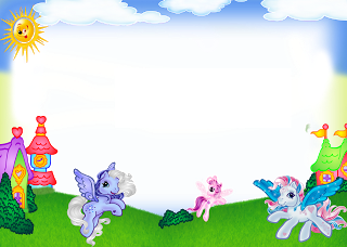 Pin By Karen Mcclane On For My Doodlebug Little Pony Pony Printables