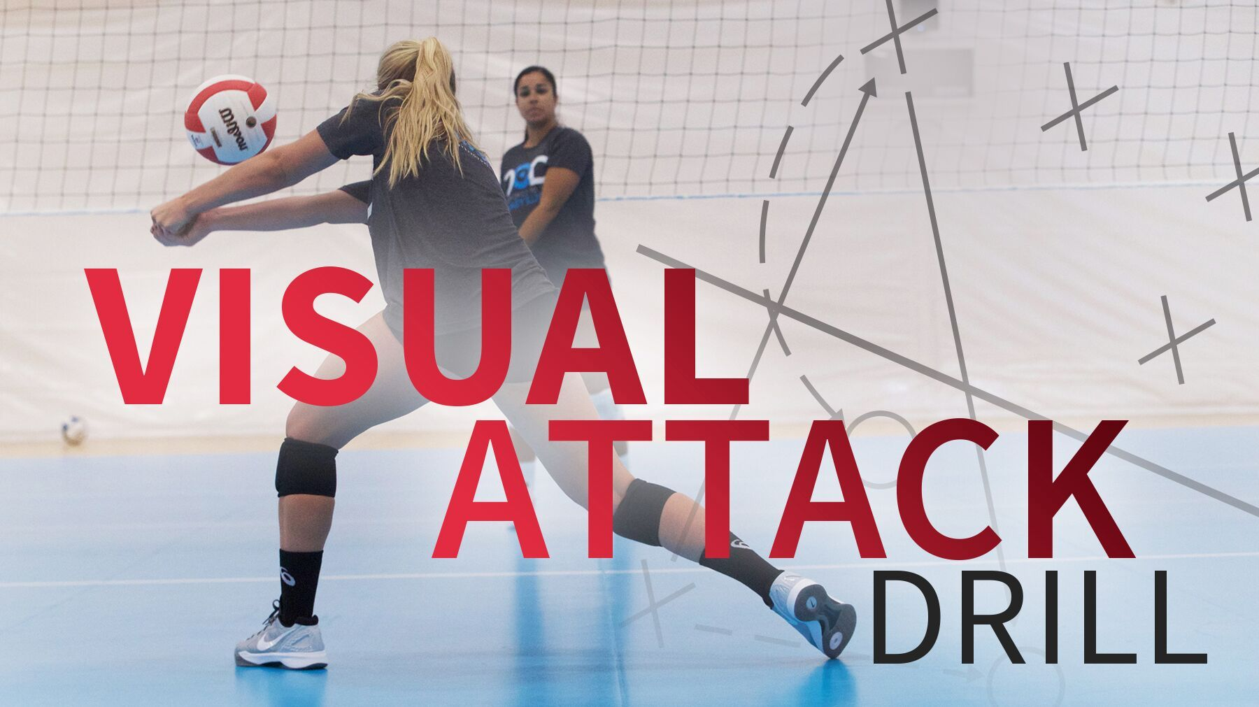 Are Your Hitters Intentional When They Swing Work On Developing Their Visual Cues And Ball Contr Volleyball Workouts Coaching Volleyball Volleyball Motivation