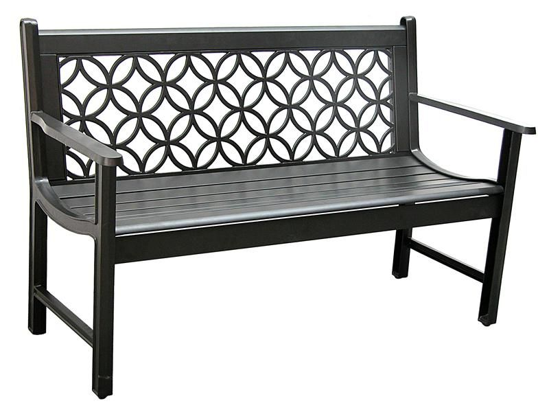 Exceptionnel Metro Metal Bench