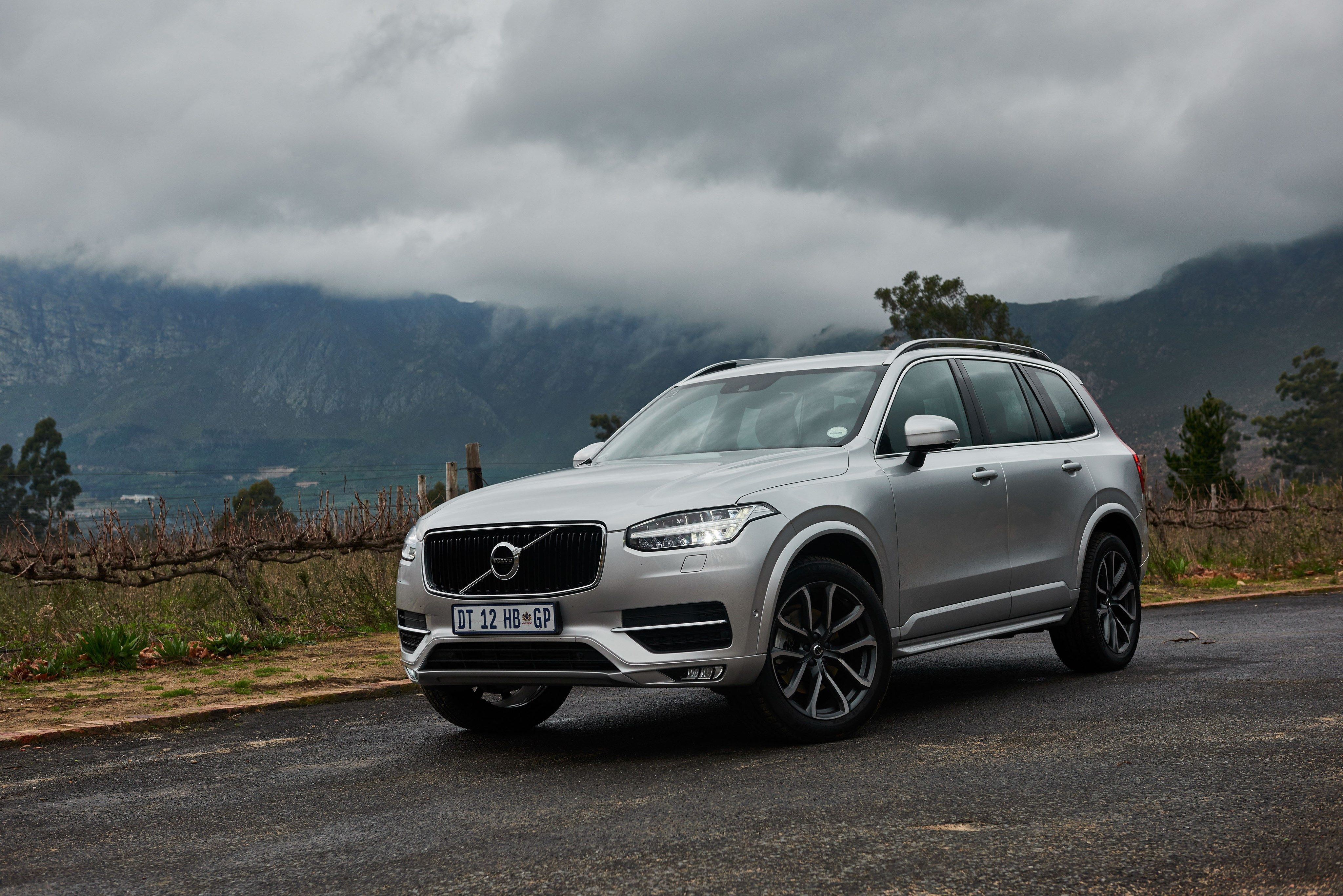 Volvo Xc90 4k Wallpaper 4096x2734 With Images Volvo Xc90