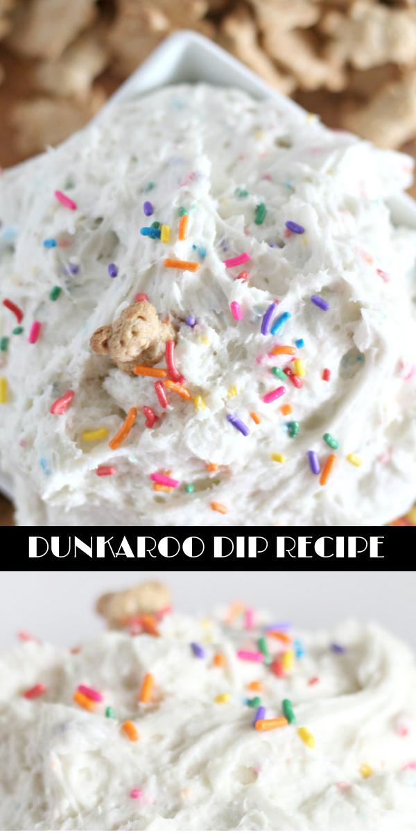 Dunkaroo Dip Recipe - 4 Sons 'R' Us