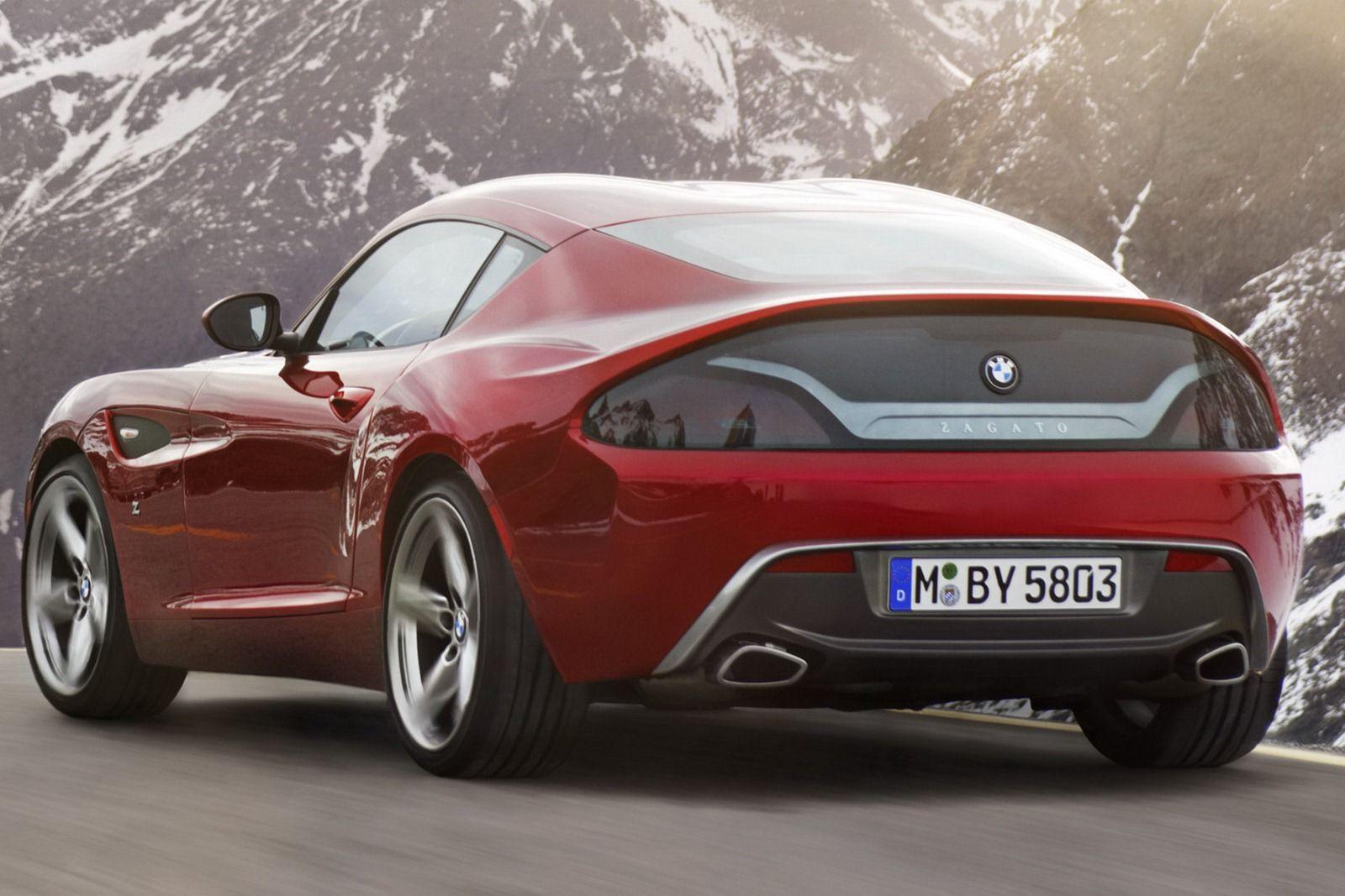 BMW Zagato Roadster - Pebble Beach 2012 Autoblog Español | autos ...