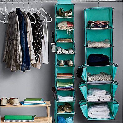 Maximize Closet Space With The Studio 3b Spinning Closet Organizer