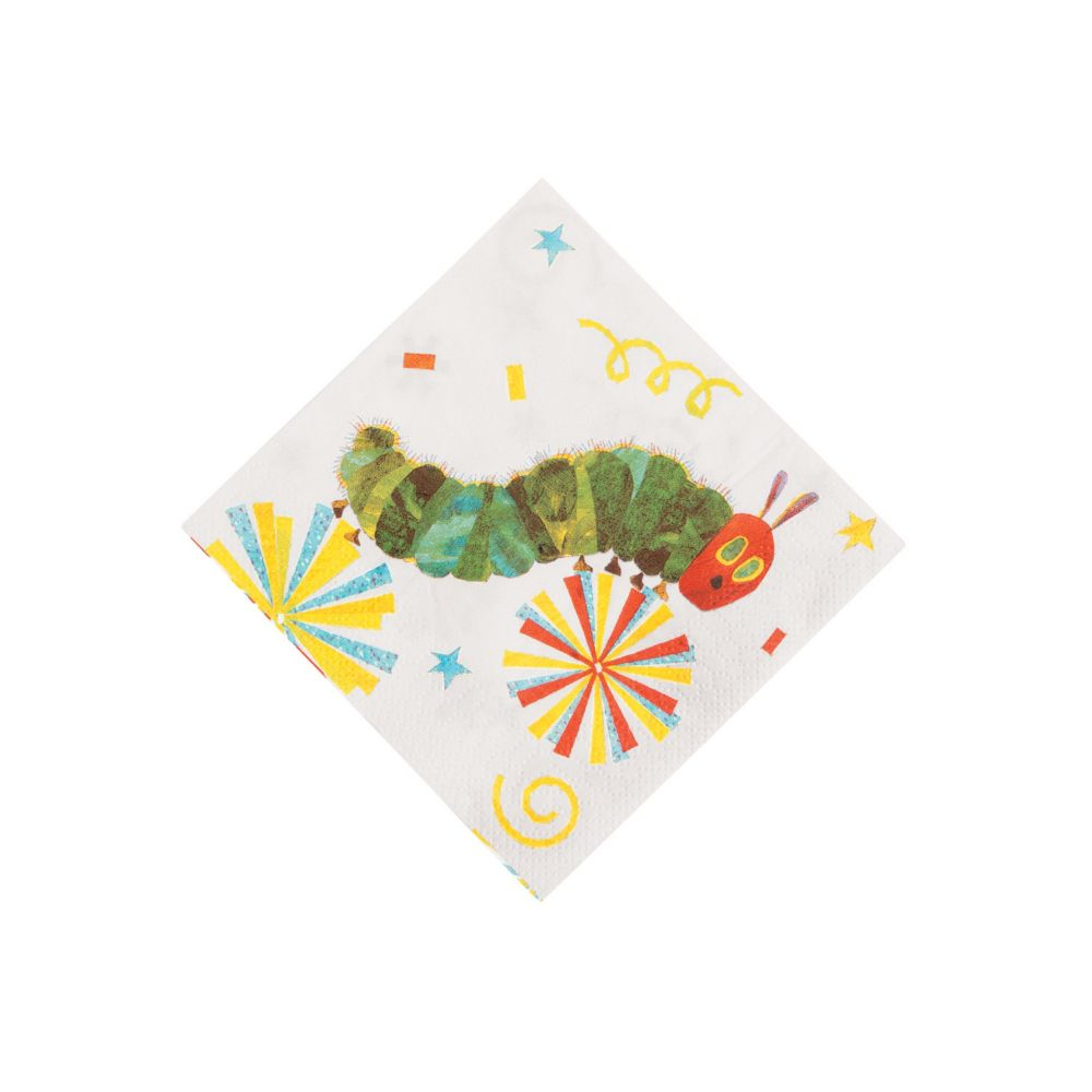 The Very Hungry Caterpillar(TM) Beverage Napkins