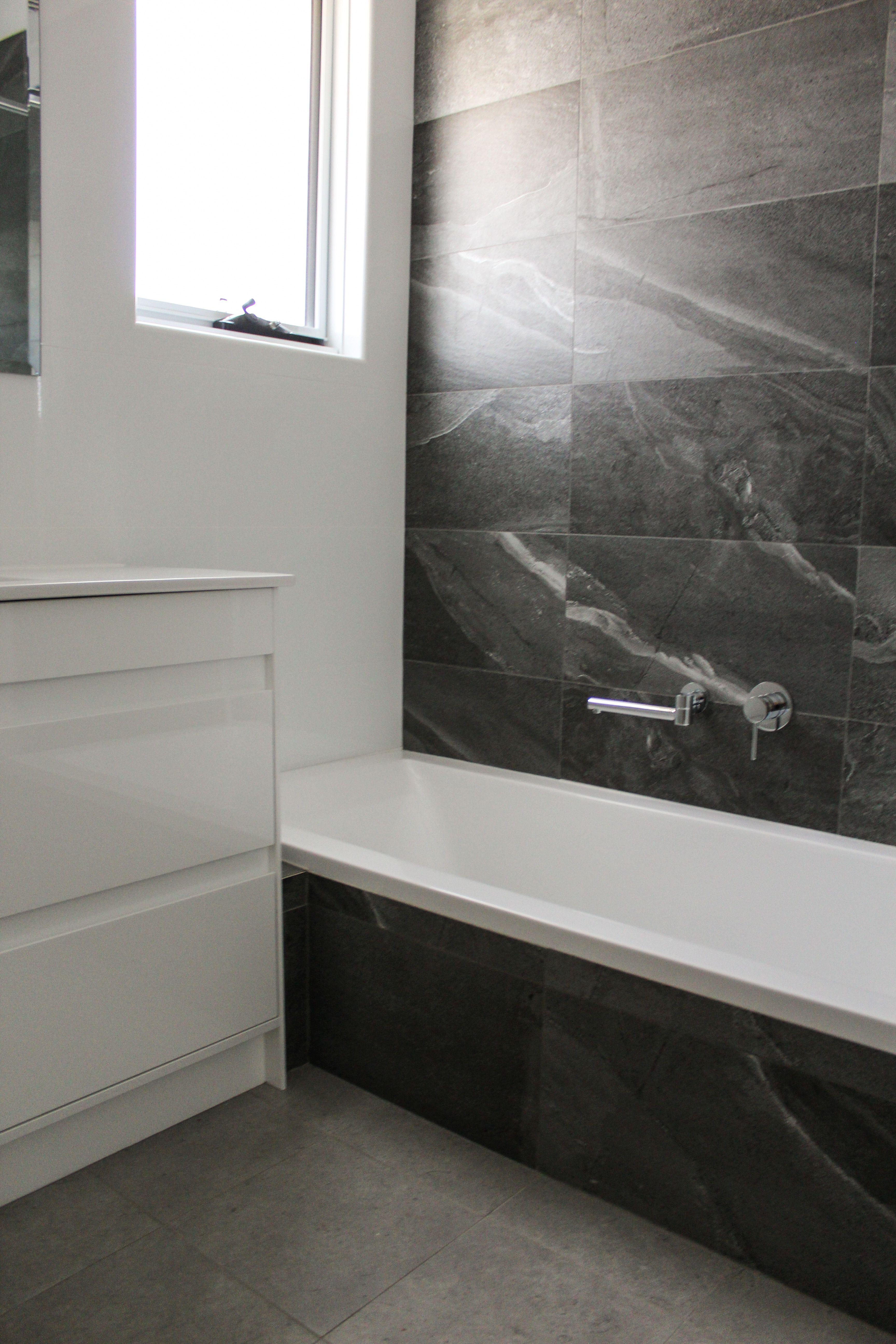 Bathroom Ideas Charcoal Bathroom Charcoal And Grey Bathroom Bathrooms Perth Bathroom Inspirat Grey Bathrooms Bathroom Renovation Trends Bathroom Trends