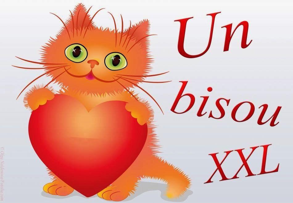 Citations option bonheur | Photo bisous, Bisous gif, Bisous