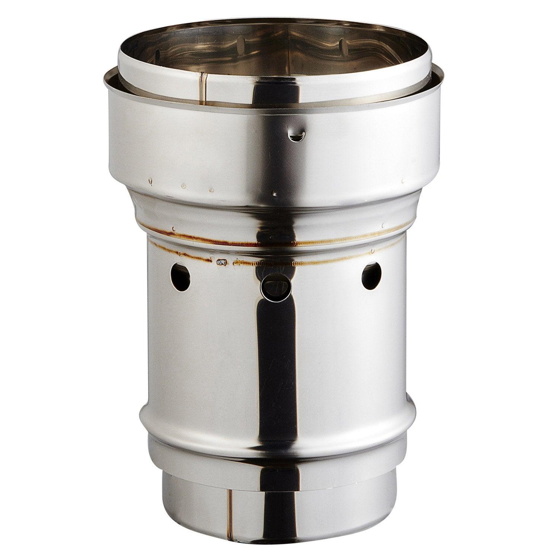 Raccord Poele Tubage Pour Tubage Isotip Joncoux D 153 15 3 Cm