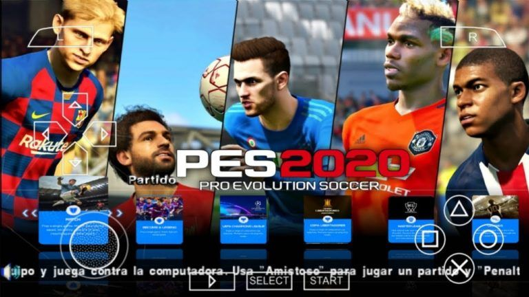 Download Pes 2020 Ppsspp Pes 2020 Psp Iso English Download In 2020 Financial Tips Psp Game Download Free