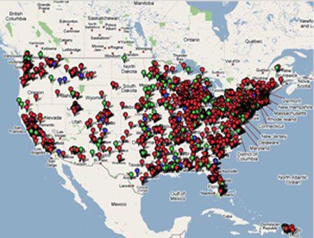 Superfund Sites Google Image Result For Httpwwwusnewscom - Us superfund site map