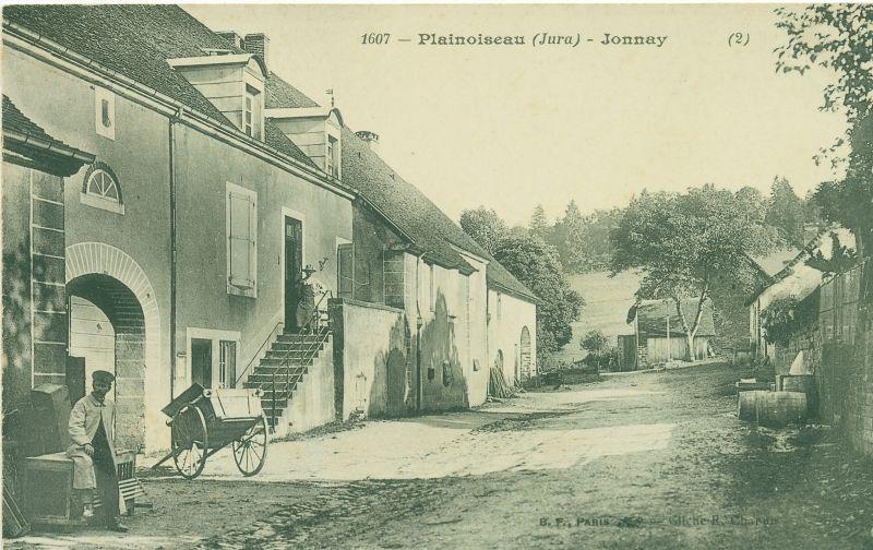 Centre Village A Plainoiseauplainoiseau Cartes Postales