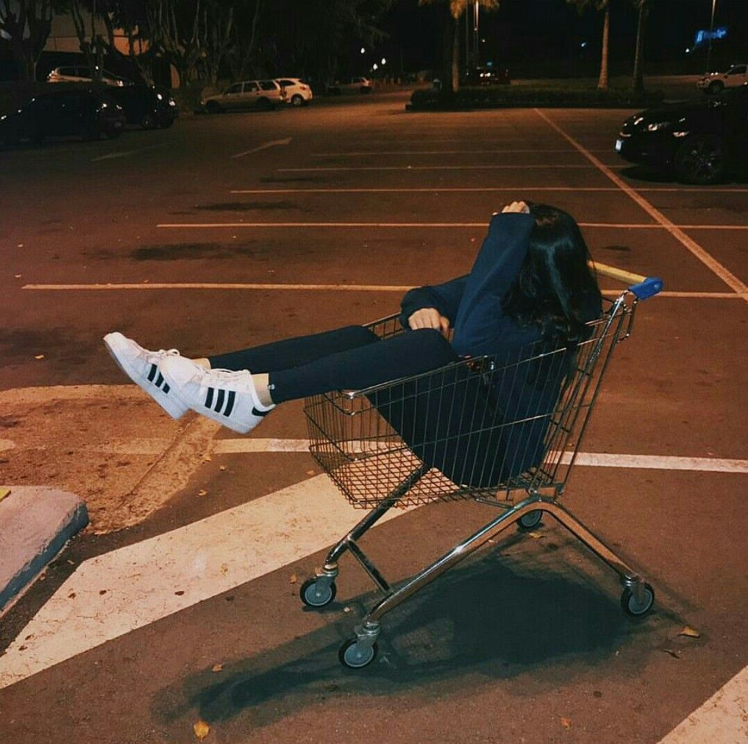Foto tumblr no carrinho de mercado ME SIGAM NO INSTA ...