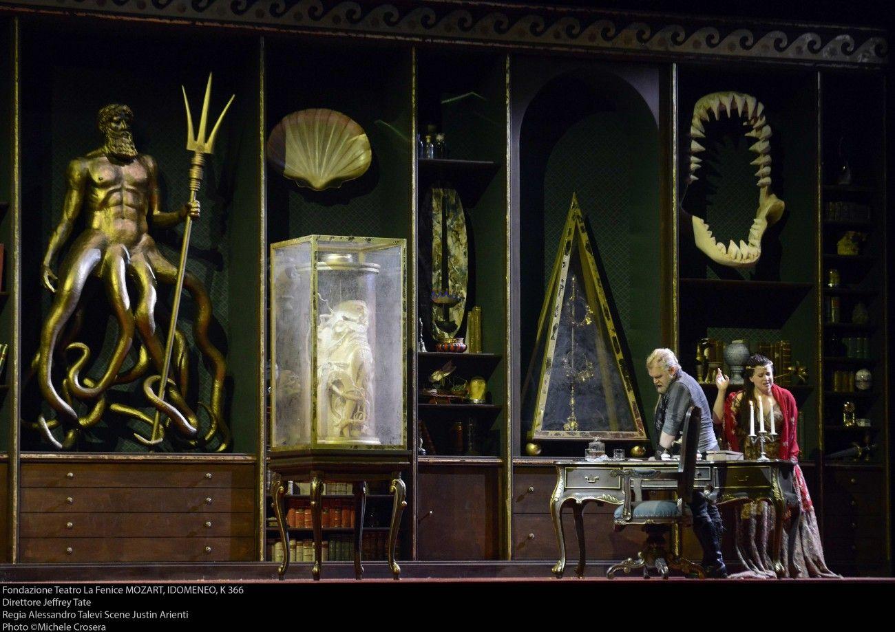 Idomeneo Novembre 2015 Teatro, Stagioni, Fenice
