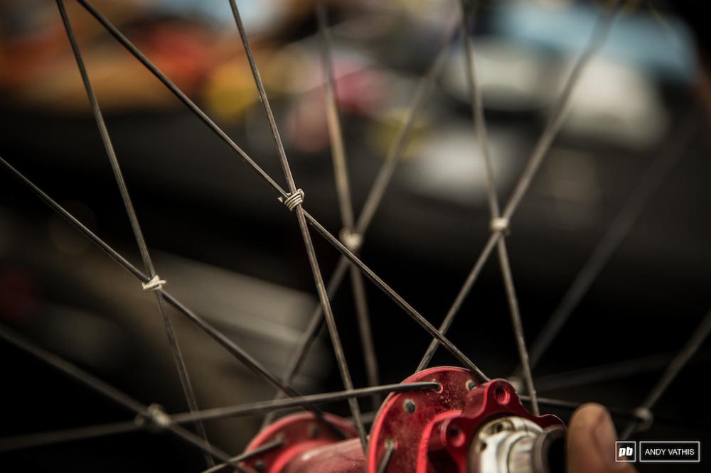 Tech Randoms Lenzerheide Dh World Cup 2019 World Cup Bike