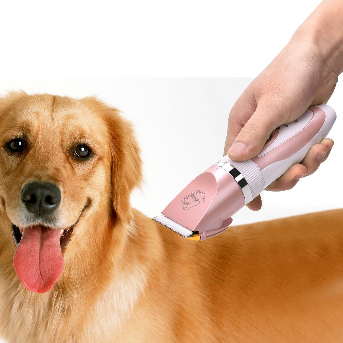 Pet Grooming Clippers Kedda Rechargeable Cordless Dog Grooming